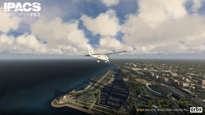 KCGX Merrill C. Meigs Field - Aerofly FS 2 screenshot