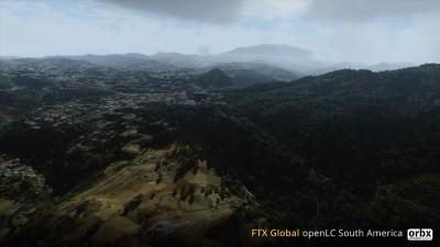 Global openLC South America screenshot
