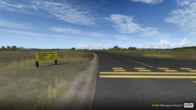 NZWR Whangarei Airport screenshot