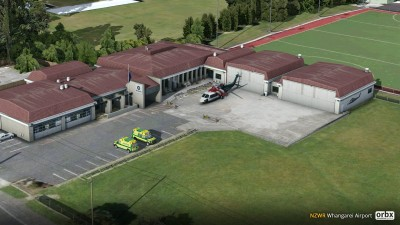 NZWR Whangarei Airport screenshot