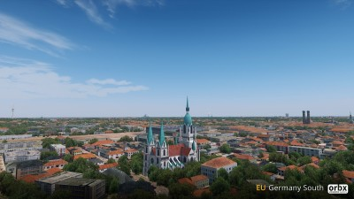 EU Germany South screenshot