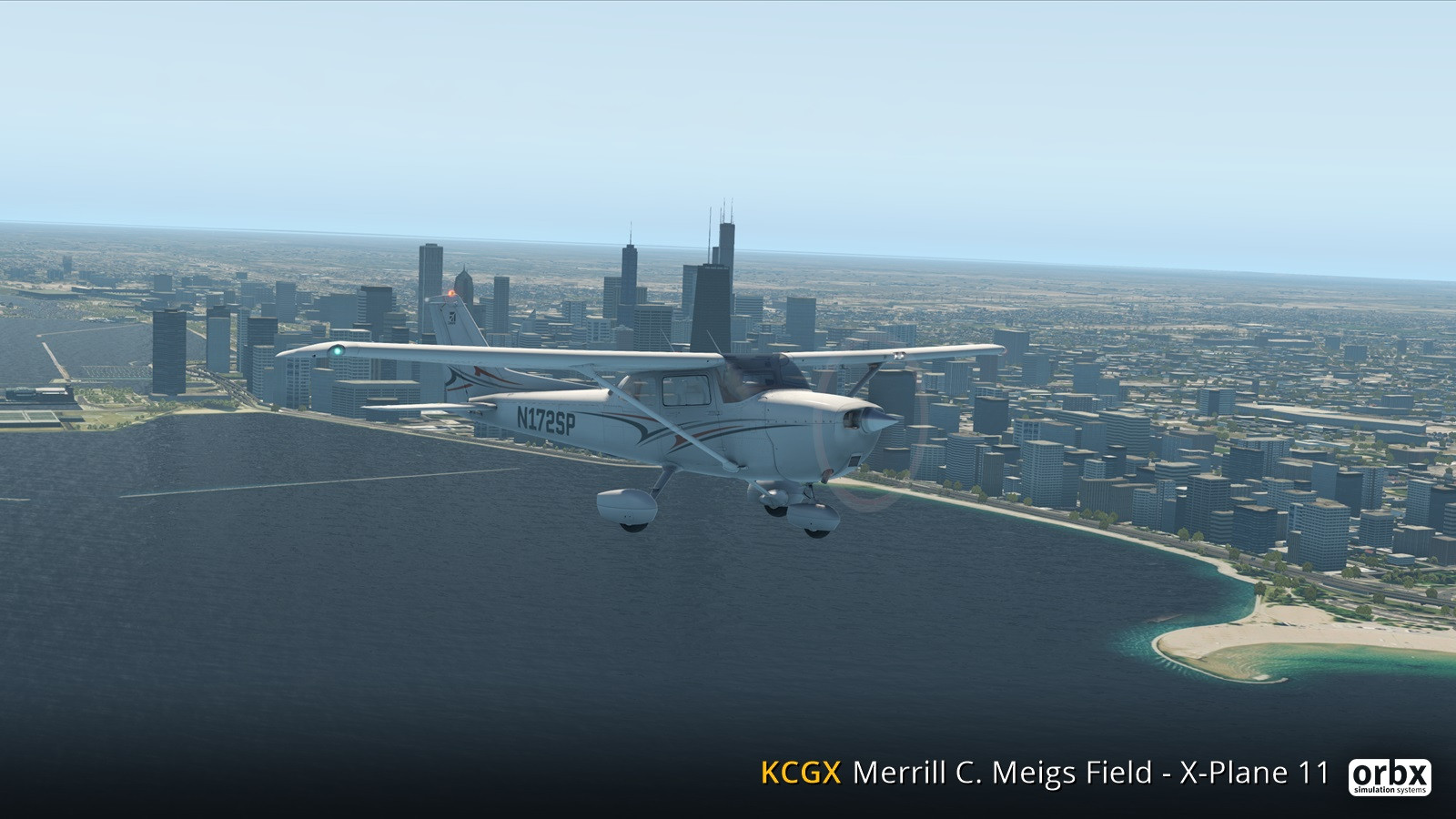 KCGX Merrill C  Meigs Field