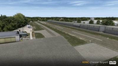 KSNC Chester Airport screenshot