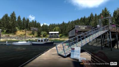 YRC Refuge Cove Seaplane Base screenshot