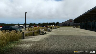 KBHB Bar Harbor Airport - X-Plane 11 screenshot