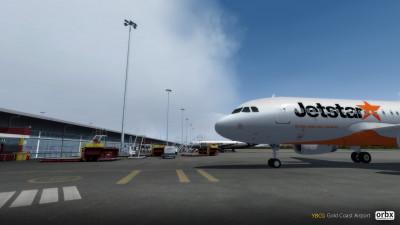 YBCG Gold Coast Airport screenshot