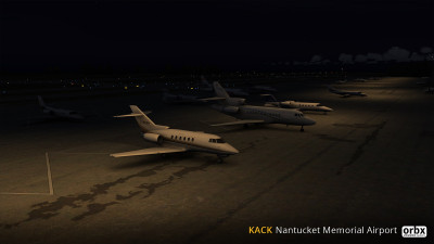 KACK Nantucket Memorial Airport screenshot