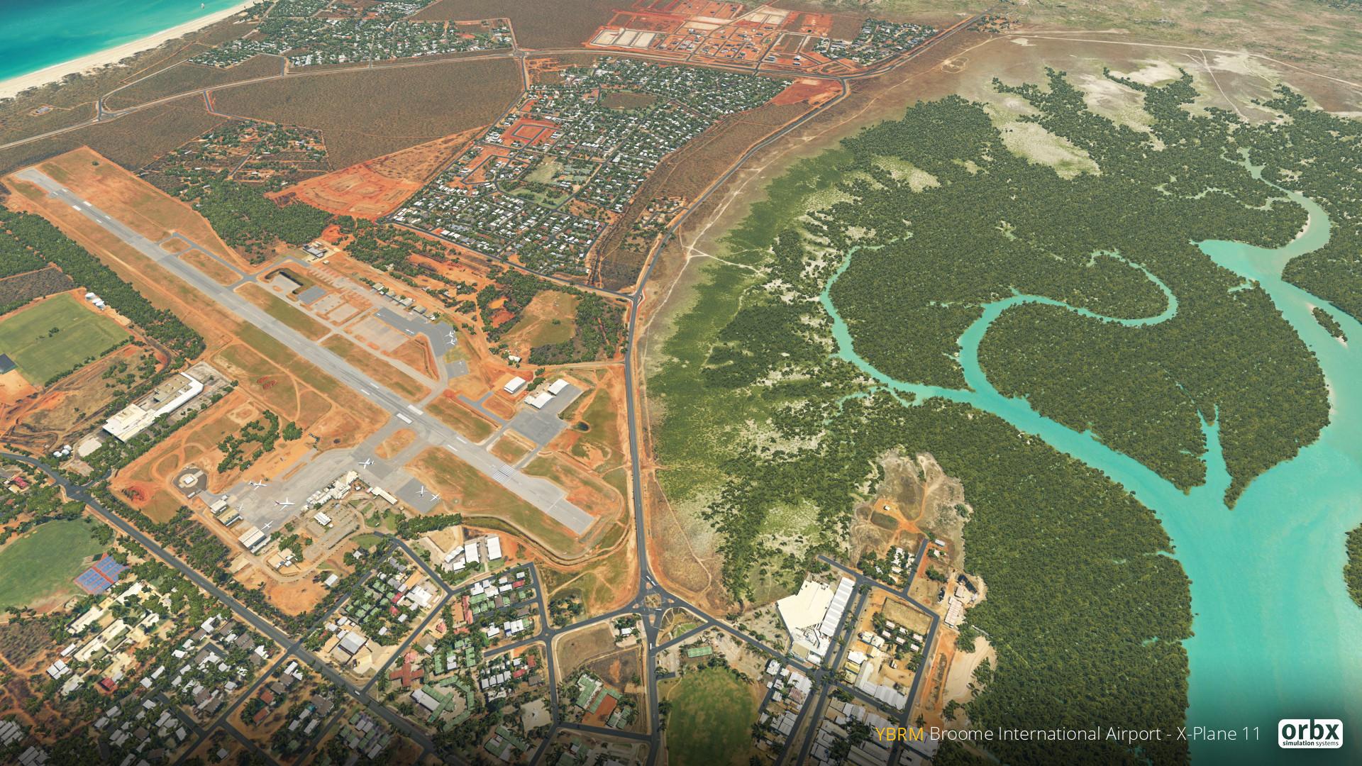 YBRM Broome International Airport
