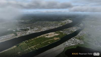 KVUO Pearson Field screenshot
