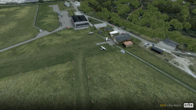 ESNQ Kiruna Airport screenshot