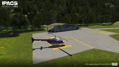 LSGK Saanen Airport - Aerofly FS 2 screenshot