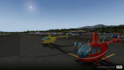 L35 Big Bear City Airport screenshot