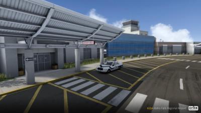 KIDA Idaho Falls Regional Airport screenshot