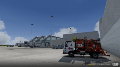 KMBS MBS International Airport screenshot