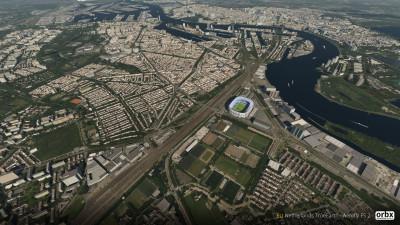 TrueEarth  Netherlands - Aerofly FS 2 screenshot