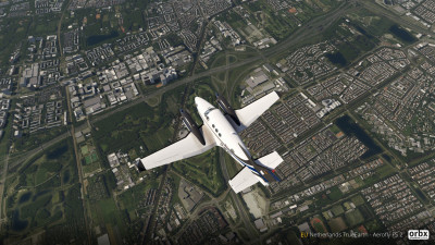 TrueEarth  Netherlands - Aerofly FS 2 screenshot