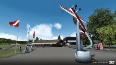 LSPN Triengen Airport screenshot