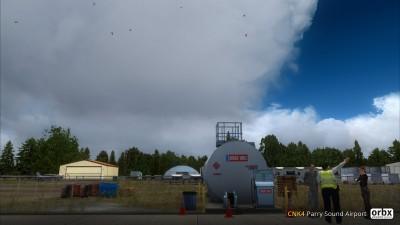 CNK4 Parry Sound Airport screenshot