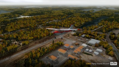 CNK4 Parry Sound Airport screenshot