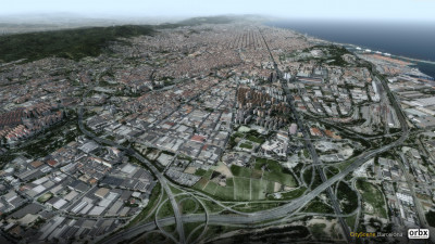CityScene Barcelona screenshot