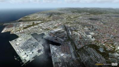 CityScene Barcelona screenshot