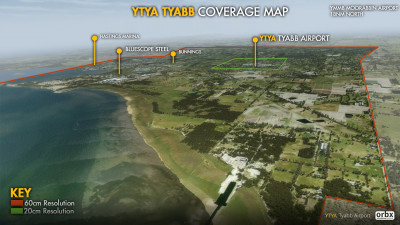 YTYA Tyabb Airport screenshot
