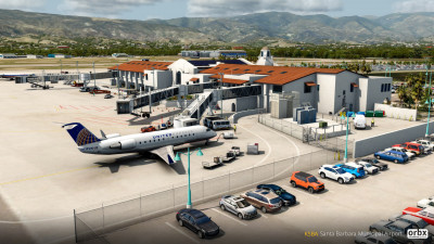 KSBA Santa Barbara Municipal Airport screenshot