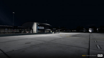 NZGS Gisborne Airport screenshot