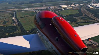 EGHI Southampton Airport - X-Plane 11 screenshot