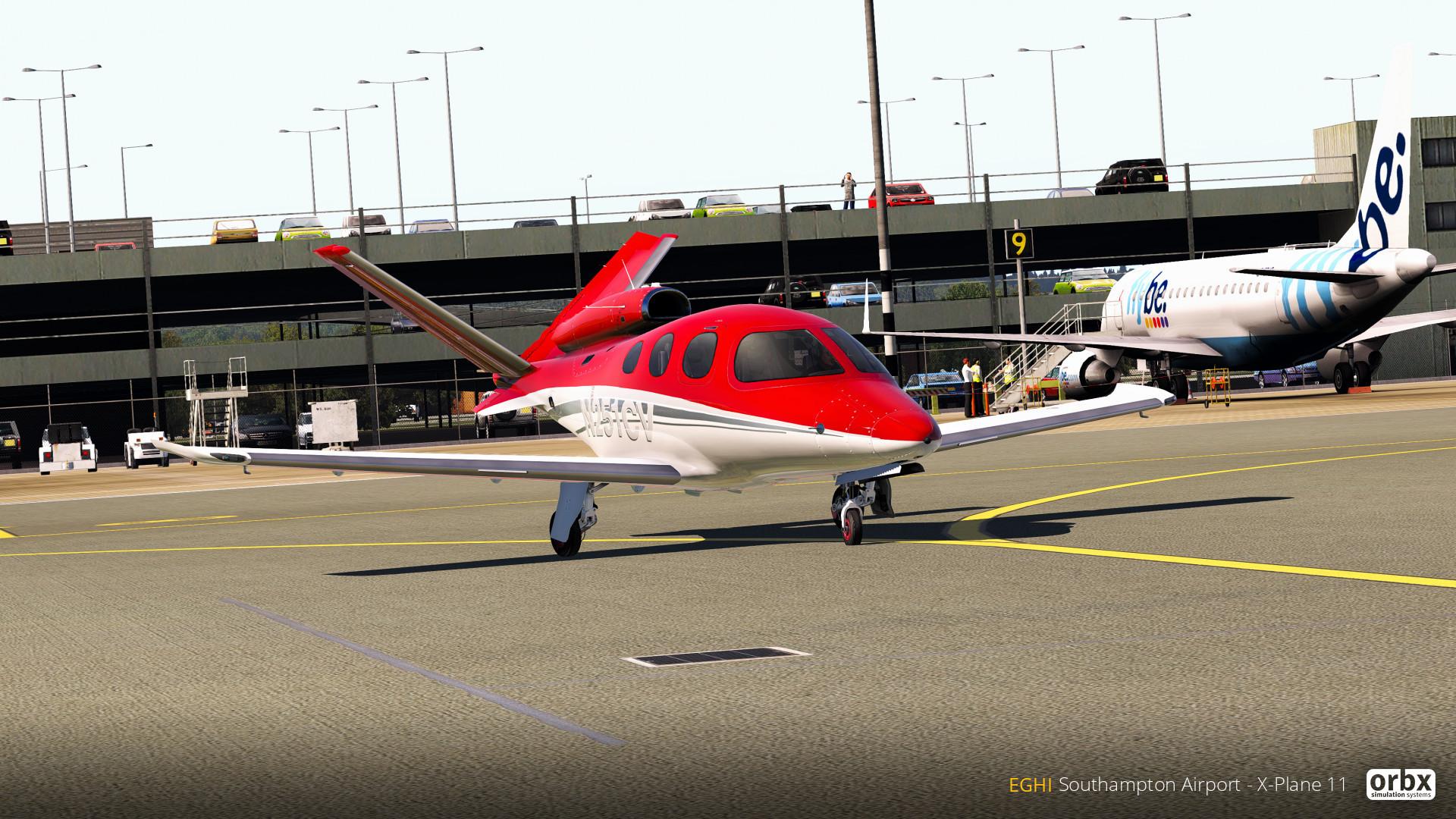 EGHI Southampton Airport