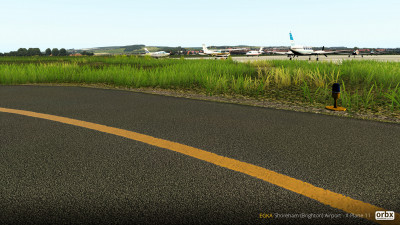 EGKA Shoreham (Brighton) Airport - X-Plane 11 screenshot