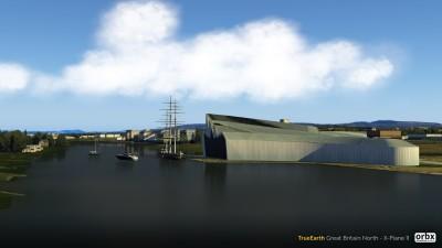 TrueEarth Great Britain North - X-Plane 11 screenshot