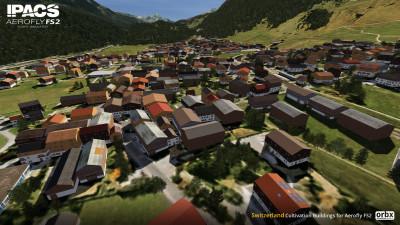 Swiss Cultivation - Aerofly FS 2 screenshot