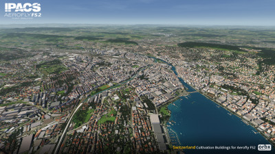Swiss Cultivation - Aerofly FS 2 screenshot