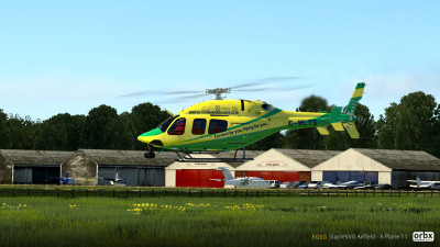 EGSG Stapleford Airfield - X-Plane 11 screenshot