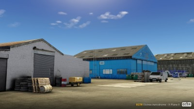 EGTR Elstree Aerodrome - X-Plane 11 screenshot