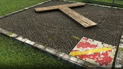 EGHP Popham Airfield - X-Plane 11 screenshot