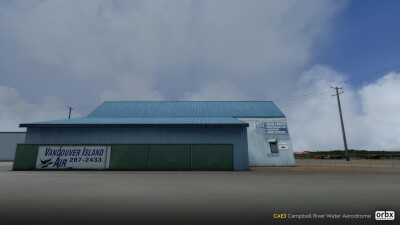 CAE3 Campbell River Water Aerodrome screenshot