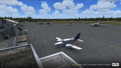 KBHB Bar Harbor Airport screenshot