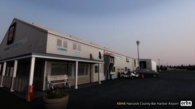 KBHB Bar Harbor Airport screenshot