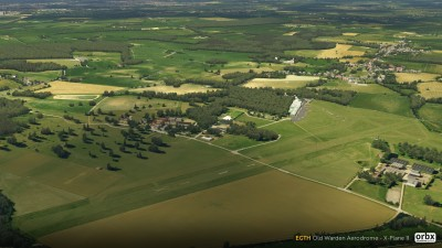 EGTH Old Warden Aerodrome - X-Plane 11 screenshot