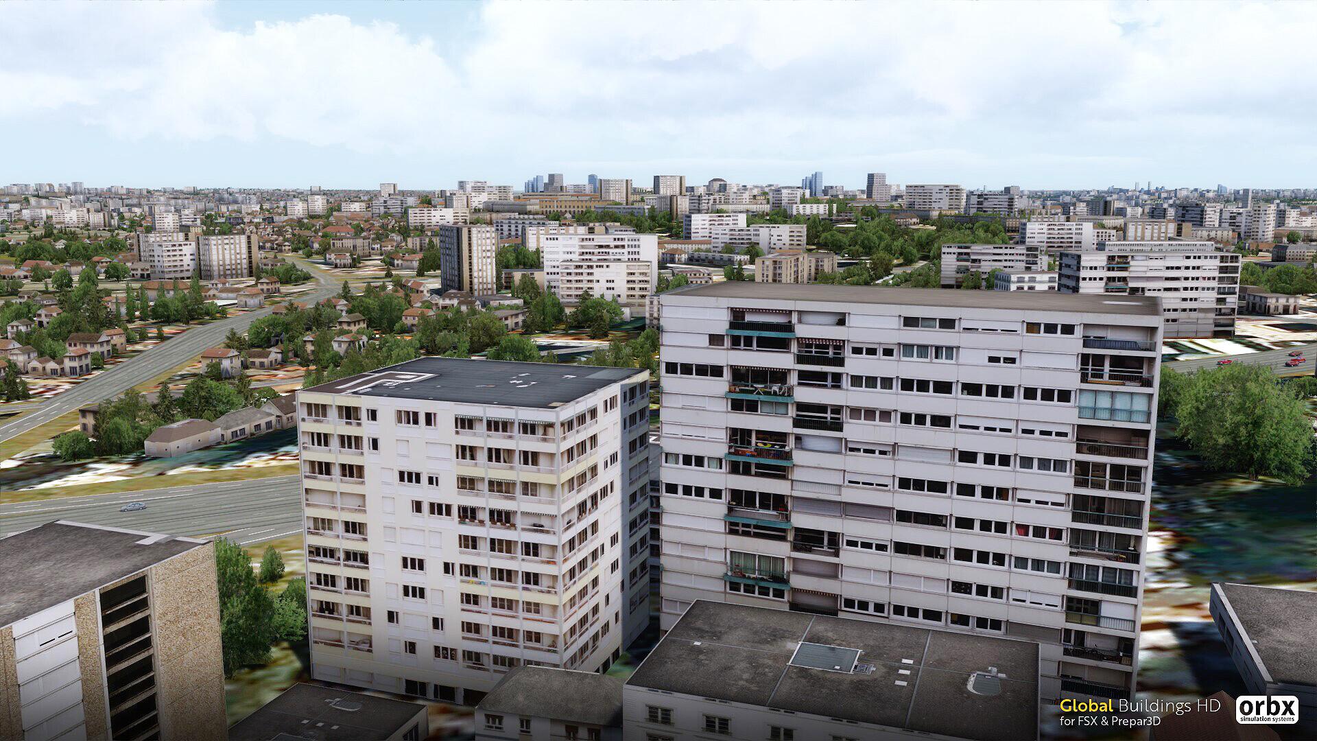 Global Buildings HD