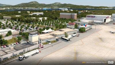 LIEO Olbia Costa Smeralda Airport screenshot