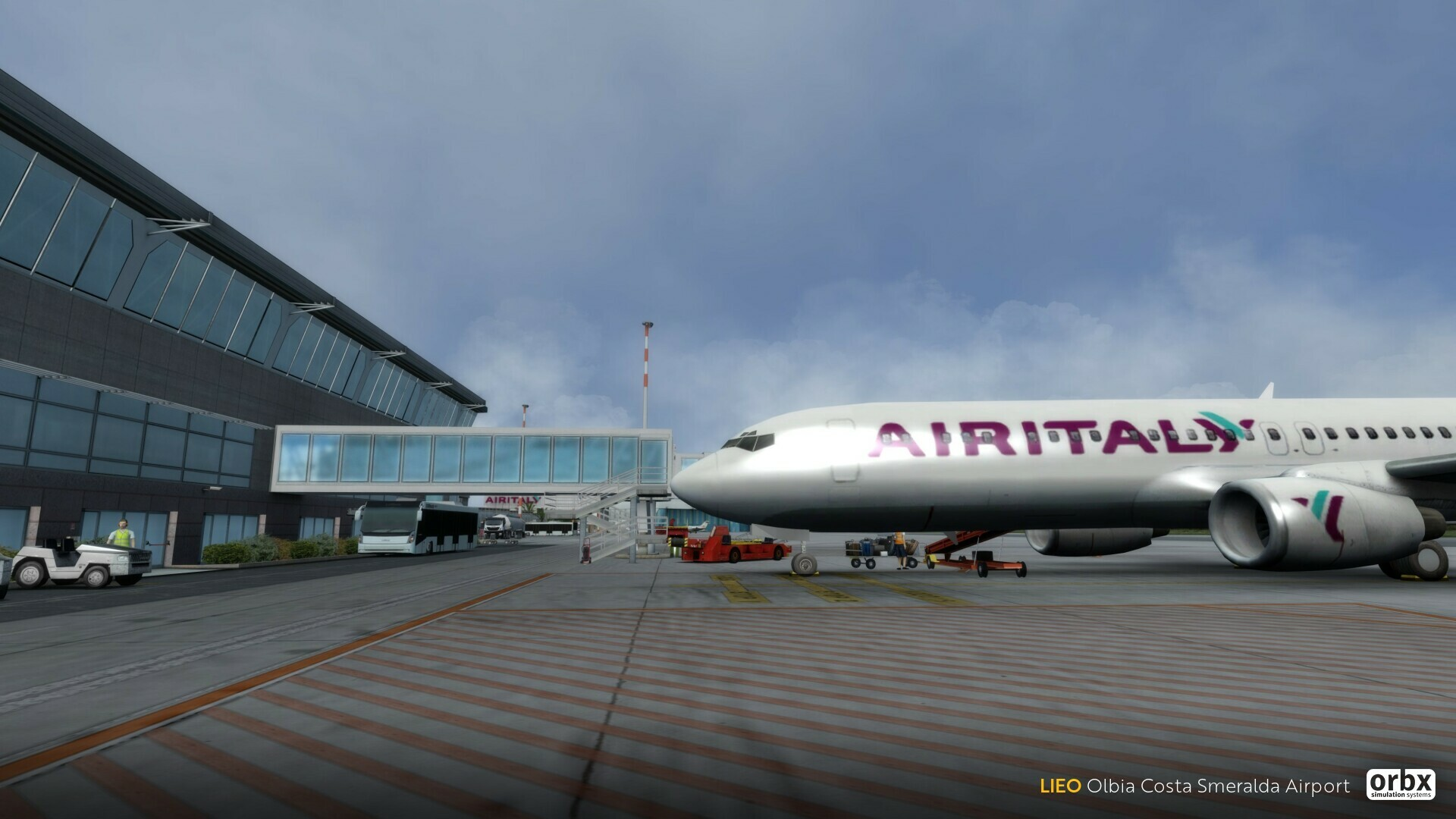 LIEO Olbia Costa Smeralda Airport