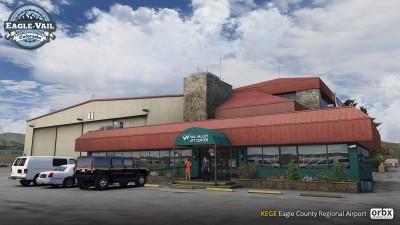 KEGE Eagle County Regional Airport screenshot