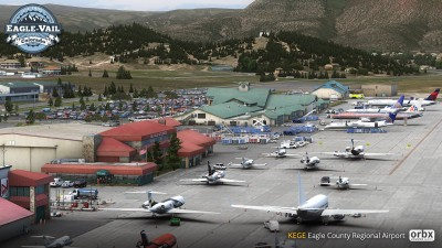 KEGE Eagle County Regional Airport screenshot