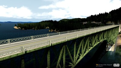 74S Anacortes Airport - X-Plane 11 screenshot