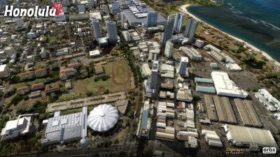 Cityscape Honolulu screenshot