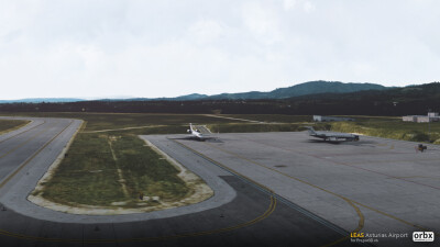 LEAS Asturias Airport screenshot