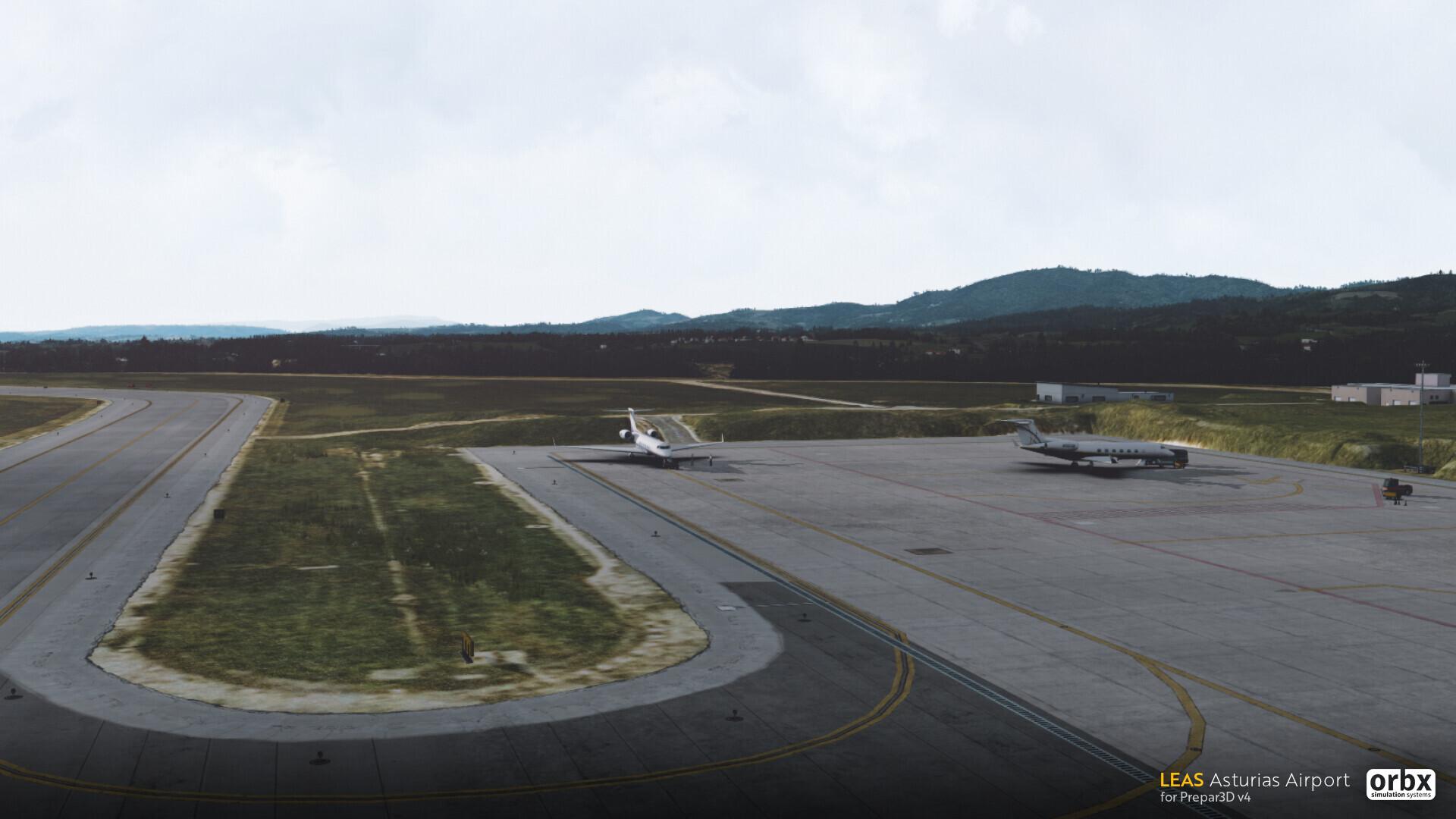 LEAS Asturias Airport